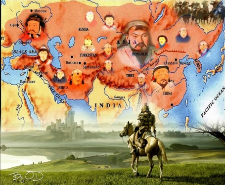 Empire Mongolia