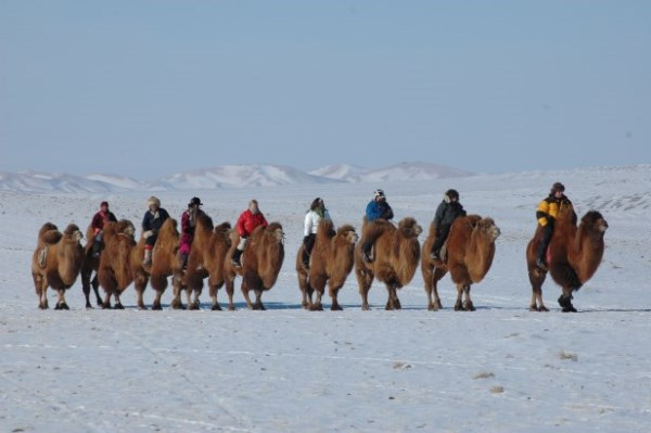 Winter Festival of Mongolia