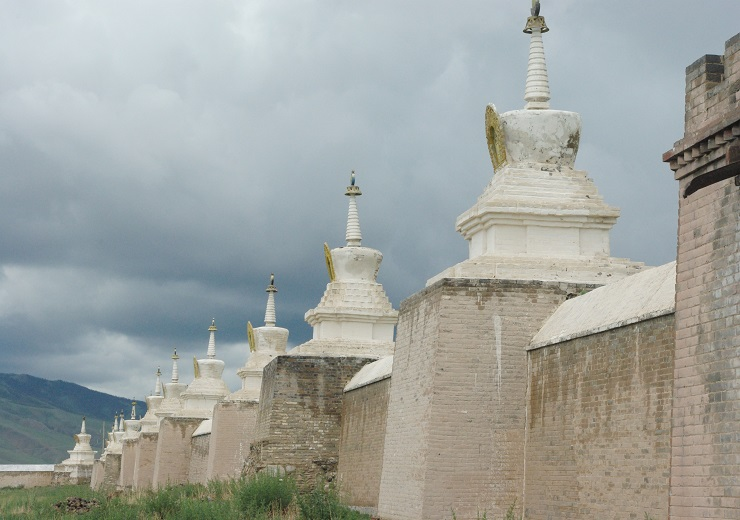 Land of Great Mongol Empire